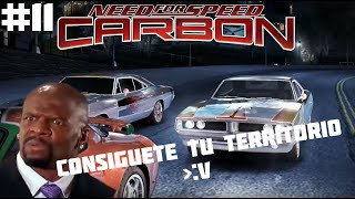 Defenfiendo mi territorio | #11 | #NFSCarbon Need for Speed Carbon