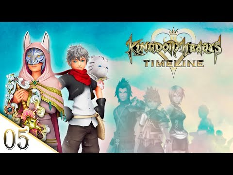 KINGDOM HEARTS TIMELINE - Episode 05: Clash of the Foretellers