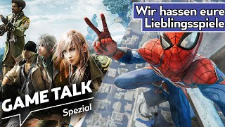 Wir hassen eure Lieblingsspiele! | Game Talk Spezial