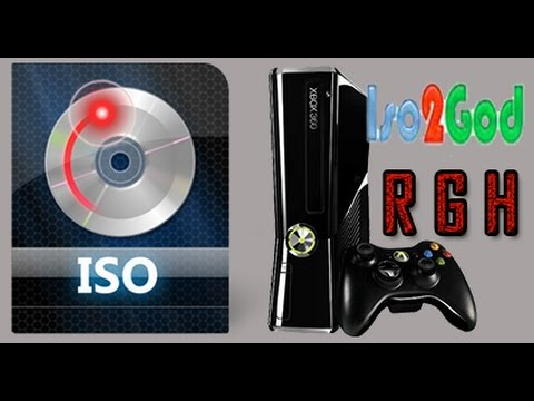 jtag rgh to iso
