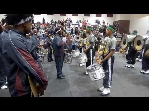 G.S.S.M.B. Soul Bowl Drumline Battle