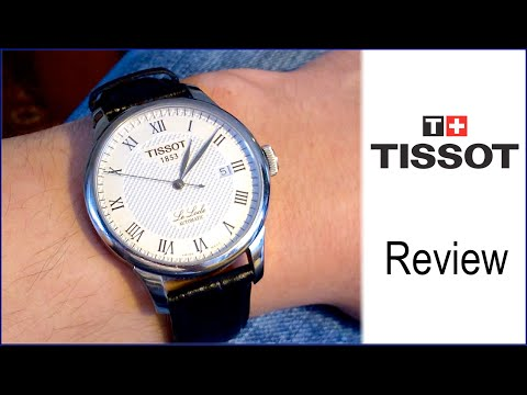 Tissot Le Locle Automatic Review Youtube