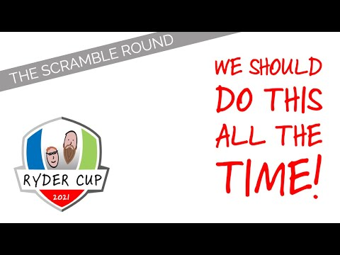 The Mad About Golf Ryder Cup Challenge 2021- The Scramble Round