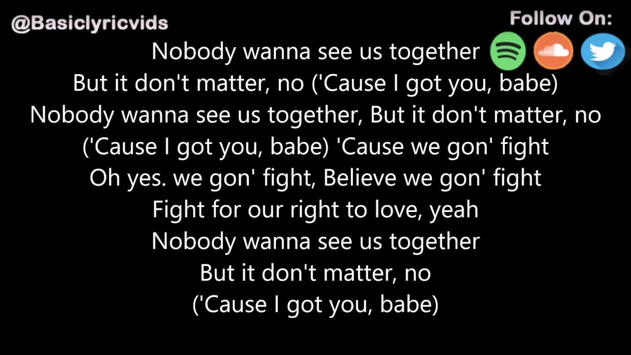Lauv Dont Matter Lyrics