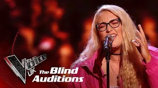 Eva Campbell's 'Teardrop' | Blind Auditions | The Voice UK 2019