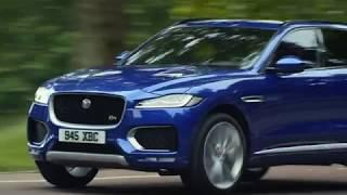 Jaguar F-Pace | Единственный в своем роде