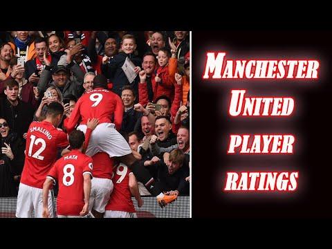 Manchester United player ratings: Marcus Rashford and Romelu Lukaku superb