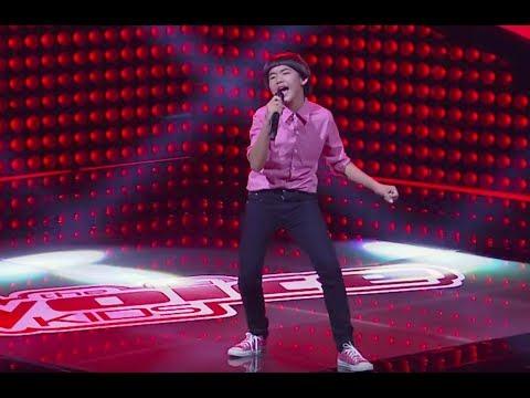 The Voice Kids Thailand - อาย - จิ๊จ๊ะ - 15 Feb 2015