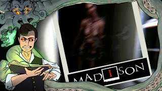 SHAKING LIKE A POLAROID! (MADiSON // Let's Play - Picturesque Horror Game!)