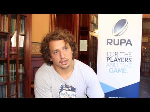 Meet the Rookies - JP Smith, ACT Brumbies