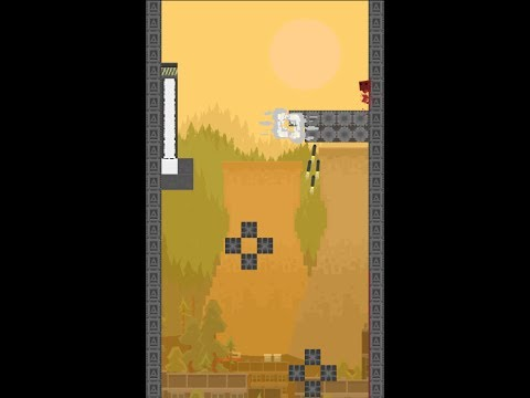 """Meat Boy 100% (Original + Map Pack) - including """"Elevator to Heaven"""""""