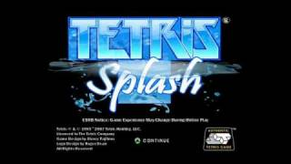 Tetris Splash - Insanely Fast