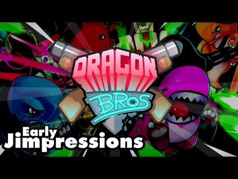 DRAGON BROS - My Eyes Can Only Handle So Much Info