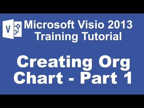 Microsoft Visio Training Tutorial