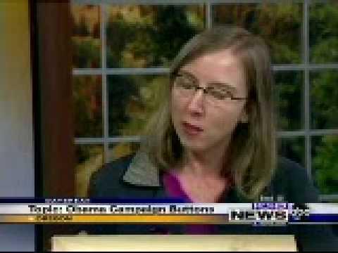 KOHD TV Interview with Delia Paine of Via Delia