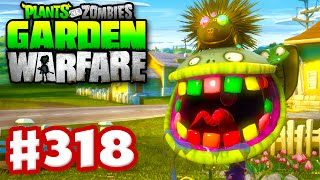 Plants vs. Zombies: Garden Warfare - Gameplay Walkthrough Part 318 - Royal Porcupine! (PC)