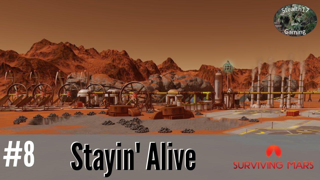 Download Surviving Mars - Stayin' Alive (Episode 8)