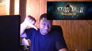 The Blahness of Star Trek Discovery Teaser Trailer