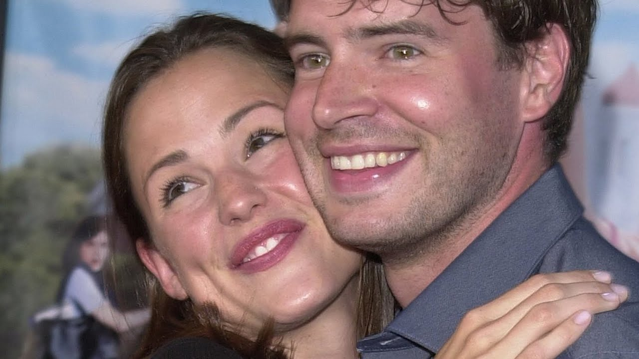 Why Scott Foley and Jennifer Garner called it quits