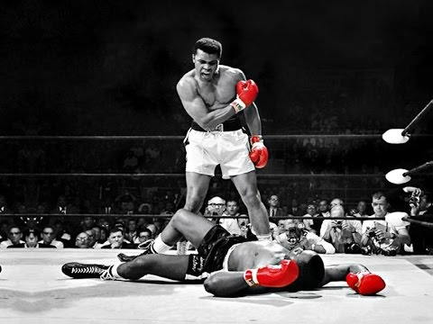 May 25, 1965 | Heavyweight Champion Of The World: Muhammad Ali | Muhammad Ali KOs Sonny Liston
