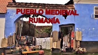 Viscri, el pueblo medieval mas bonito de Transilvania - Rumanía