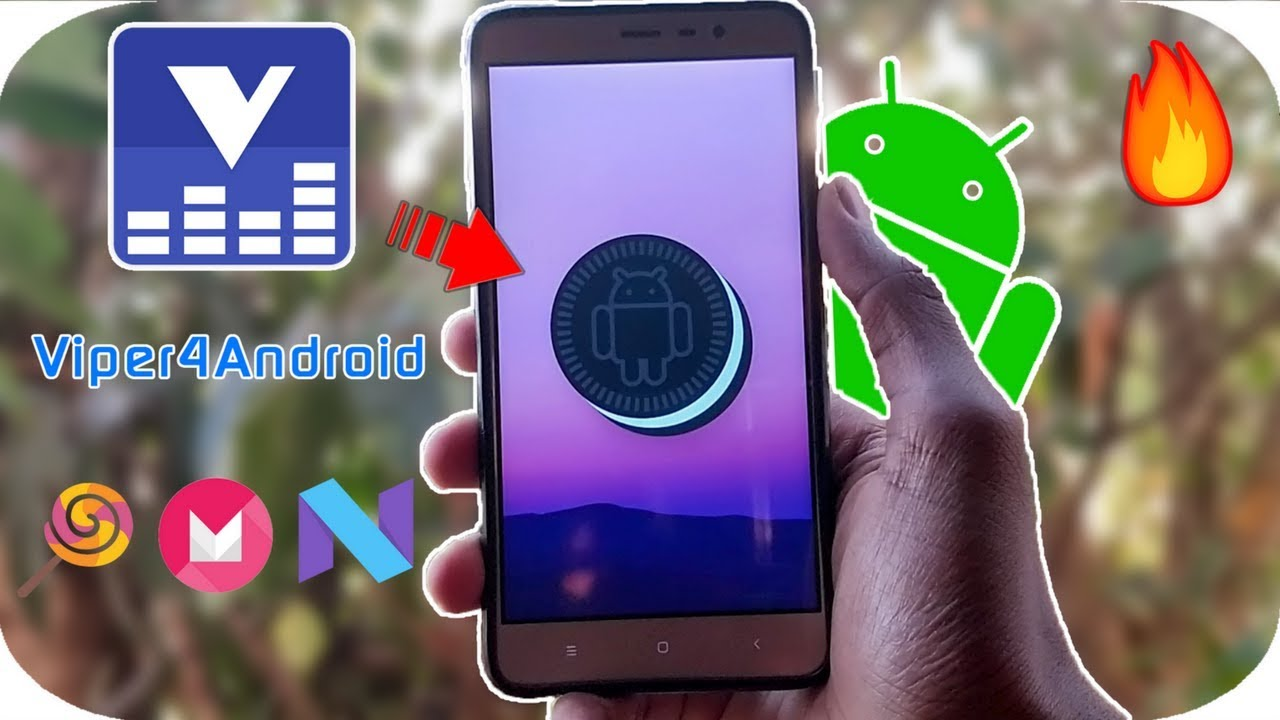 How to Install Viper4Android on Android 7 1/8 0/8 1 Oreo [Best-guide]