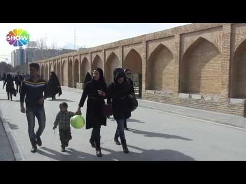 İsfahan, İran, kültür ve tarih mirası, deniz gülen