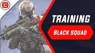 Black Squad - обучение