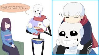 you will definitely love it deltarune and undertale comic dubs