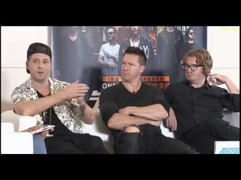 OneRepublic live @ QQ Music (part 2): talking about Born To Race MV, driving & new music