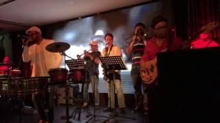 Sir Duke [Stevie Wonder Cover] - Jive Talkin' Singapore feat The Bangkok Horns