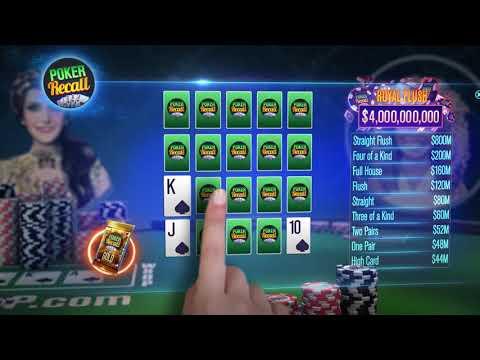 World Series Of Poker: Poker Recall