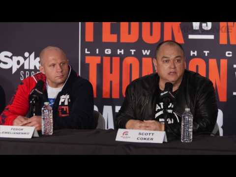 Fedor Emelianenko says lost Bellator 172 fight was God's plan, will announce next move soon