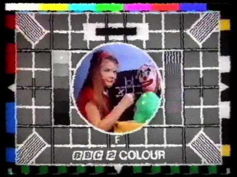 BBC2 Trade Test Transmission  - Test Card F Recreation
