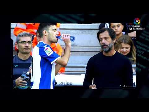 Jóvenes Talentos: Aarón Martín, RCD Espanyol