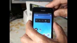 Huawei U8950 Honor Pro (Huawei Ascend G600) - как сделать скриншот