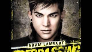Adam Lambert - All Trespassing Snippets