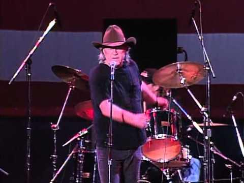 Billy Joe Shaver - Georgia on a Fast Train (Live at Farm Aid 1994)