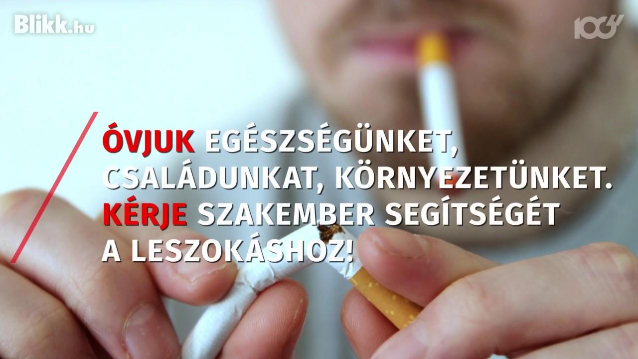 Leállhat a dohányzásról, és éjszaka vándorolhat