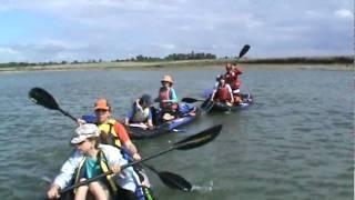 Le kayak sans effort !