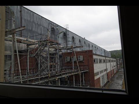 Die Fabrik Natron