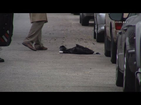 Homicide Investigation / Mid-City Los Angeles   RAW FOOTAGE