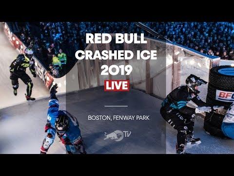 Red Bull Crashed Ice Boston USA 2019 - FULL SHOW