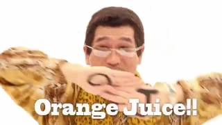 I LIKE OJ BY PIKOTARO (ピコ太郎)// NEW TRY NOT TO LAUGH.