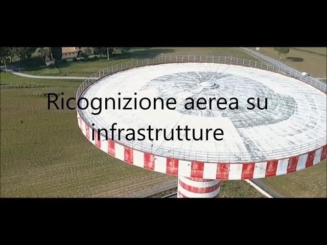 Video ricognizione - Infrastrutture - torre piezometrica