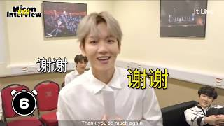 [풀버전 | FULL] Micon Interview_ EXO 엑소 EXO PLANET #4