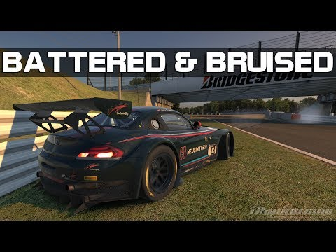 iRacing - Battered & Bruised