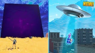 FORTNITE IS BEING INVADED BY ALIENS // The Start of Season 6 // New Fortnite Update
