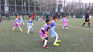 足總區際U10五人足球比賽 (大埔B vs 荃灣B) 上半場