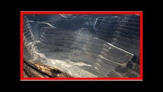 Breaking News | What does a mega Kal Super Pit rock slide look like?